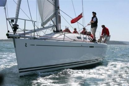 Charter Sailboat Beneteau First 40.7 Road Town