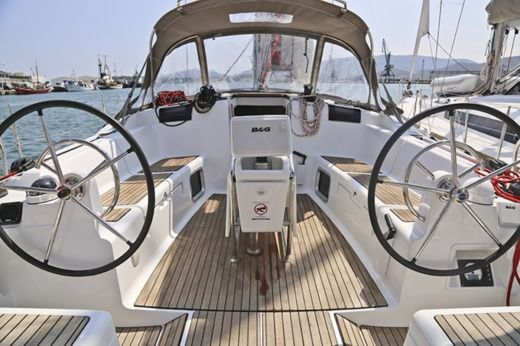 Jeanneau Sun Odyssey 439 in Volos for hire