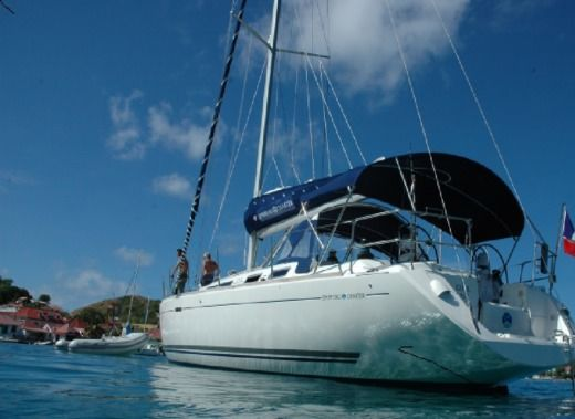 DUFOUR 455 Grand Large in Le Marin peer-to-peer