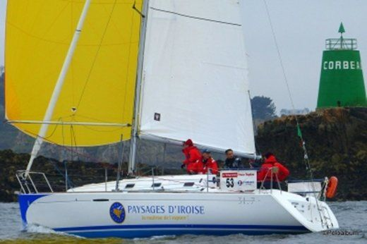 Beneteau First 31.7 in Brest