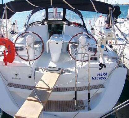 Rental Sailboat Jeanneau 39I Samos