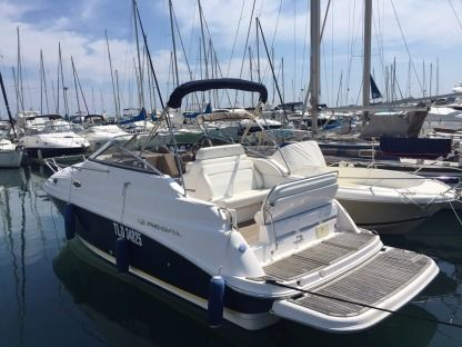 Rental Motorboat Regal 2665 Beaulieu-sur-Mer