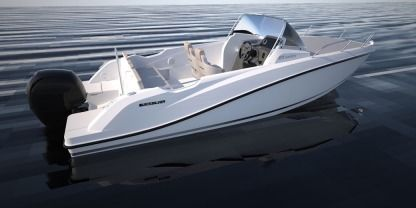 Charter Motorboat Quicksilver Activ 675 Sd Marseille