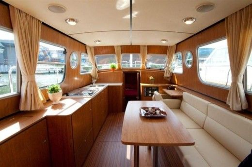 Motorboat Linssen Grand Sturdy 36.9 AC peer-to-peer
