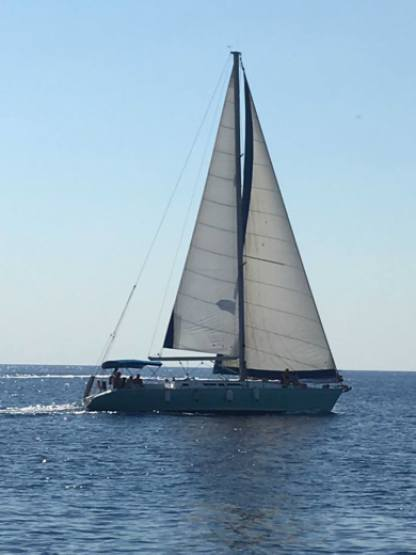 Charter Sailboat Atlantic 49 Rhodes