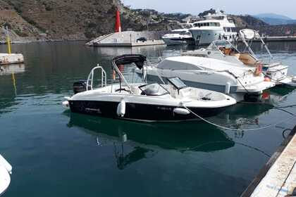 Verhuur Motorboot BAYLINER Element 180 XL La Herradura