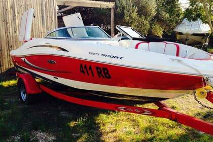 Rental Motorboat Sea Ray Bow Rider 185 Omiš