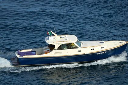 Hire Motorboat MORGAN 44 Cala Galera Porto