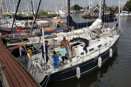 Hire Sailboat First 36.7 Yerseke