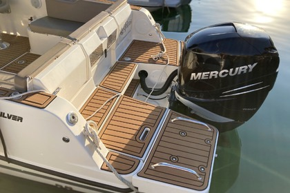 Rental Motorboat Quicksilver 755 Sundeck Altea