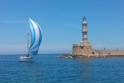 Charter Sailboat Hood 38 Wacquiez Chania