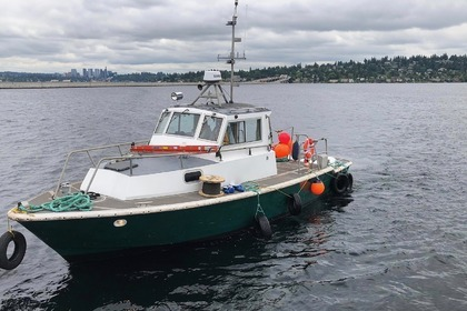 Аренда Моторная яхта Coast Guard Utility vessel 41 Сиэтл