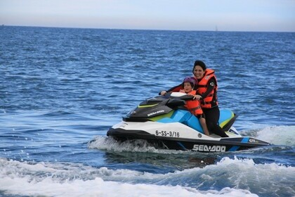 Location Jet-ski Seadoo Gti Hondarribia