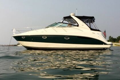 Charter Motorboat Maxum 3500 Miami Beach