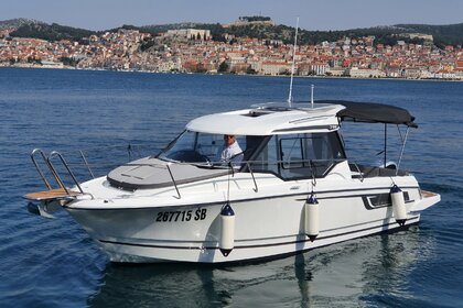 Charter Motorboat Jeanneau Merry Fisher 795 Šibenik
