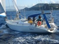 Rental sailboat in Zakinthos
