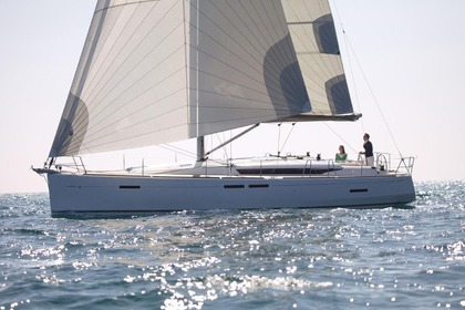 Charter Sailboat Sun Oddysey 449 Gothenburg
