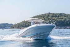 Quicksilver 720 Commander in Vrsar