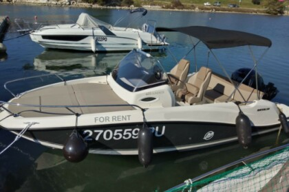 Hire Motorboat Quicksilver 605 Active Sundeck Pula