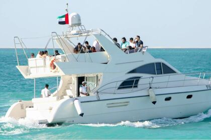 Rental Motorboat Gulf Craft 55 Dubai