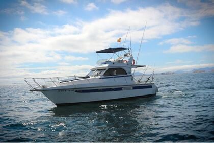 Hire Motorboat Doqueve 360 Fisherman La Manga