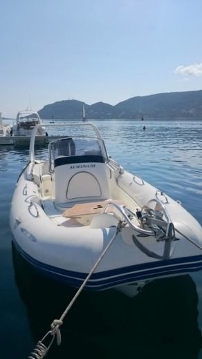 RIB Zodiac Medline 3 for hire