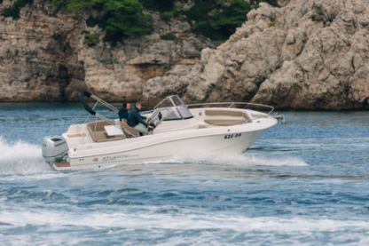 Charter Motorboat Atlantic 750 Open Okrug Gornji