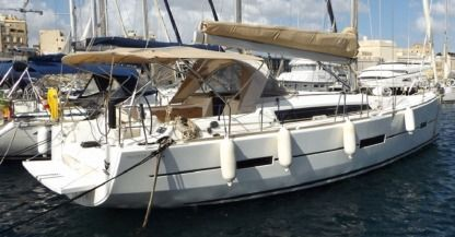 Charter Sailboat Dufour 410 Grand Large Kalkara