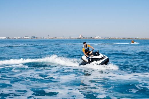 Jet ski SEA DOO GTI 130 for hire