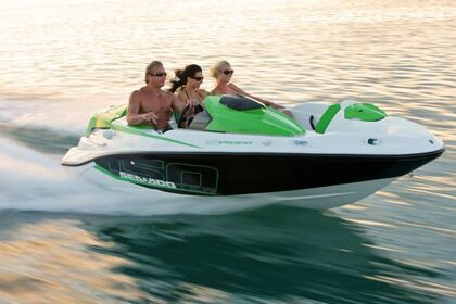 Hire Motorboat Seadoo Sportser Traverse City