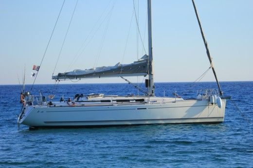 Dufour Dufour 40 Performance + in Calvi for hire