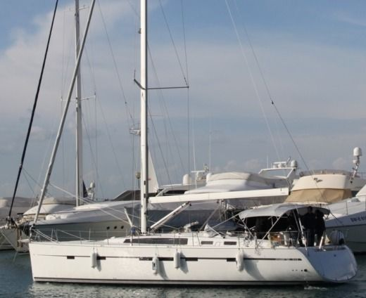 Sailboat Bavaria 56 for hire