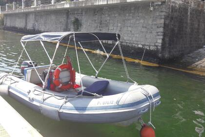 Location Semi-rigide JOKER BOAT 470 Belgirate