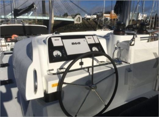 Lagoon 42 in Pointe-a-Pitre for hire