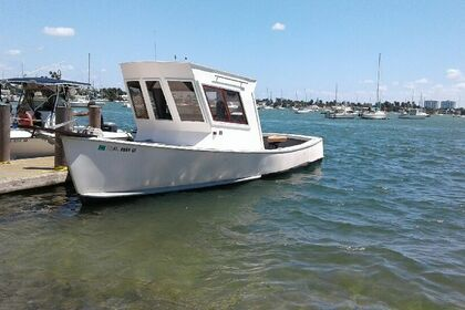 Charter Motorboat Tampa North america Miami