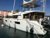 Location Catamaran Lagoon 52 L Grimaud