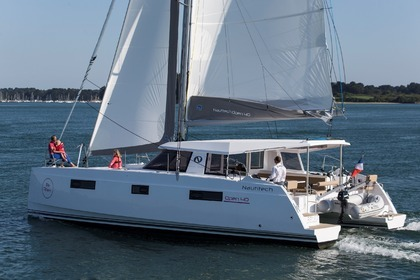 Rental Catamaran NAUTITECH Open 40 Athens