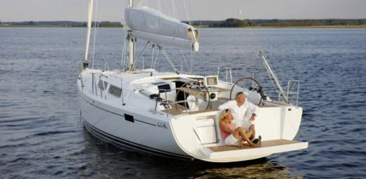Hanse 385 in Split for hire