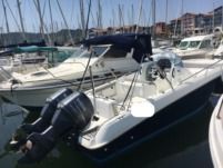 Beneteau Open Flyer 750 in Hendaye for hire