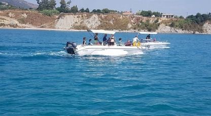 Rental Motorboat Ranieri Shark 19 Zakinthos