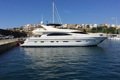 Location Yacht ASTONDOA 82 Barcelone