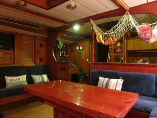 Location Voilier Nautor Swan 65 Ketch Toulon