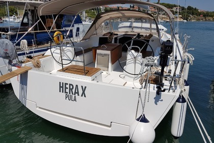 Charter Sailboat DUFOUR DUFOUR 512 GRAND LARGE Pula