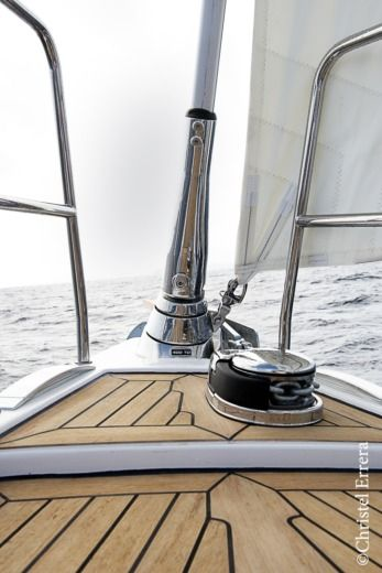 Sailboat HANSE 505 peer-to-peer