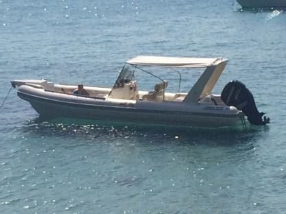 Location Semi-rigide Joker Boat Clubman 26 Saint-Tropez