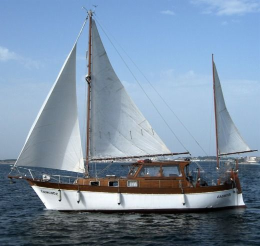 Sailboat Mallorquine Mallorquine for hire