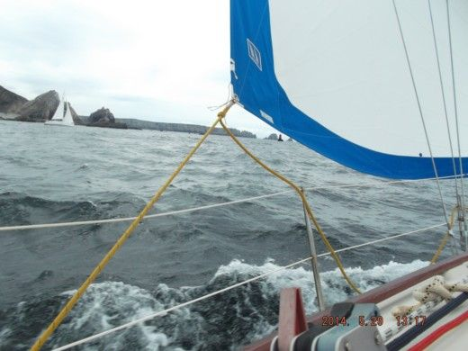 Beneteau First 30 in Brest zu vermieten