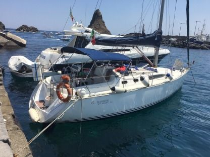 Rental Sailboat Jeanneau Sun Odissey 34.2 Catania