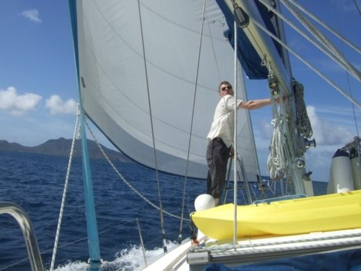 Sailboat Beneteau 50 for rental