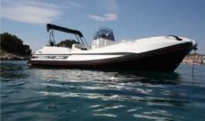 RIB Zar 57 Luxury for hire